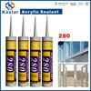 factory price white color door acrylic glues