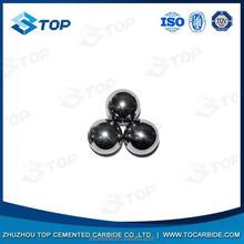 High abrasive resistance yg8 tungsten carbide ball for bearing from zhuzhou long history manufacturer