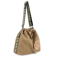 Multi-colors Lady Messenger Ba Canvas Messenger Bag Women Cross Body Satchel Bag Lady Shoulder Bag
