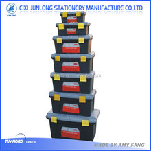 PLASTIC TOOL KIT BOXES MADE IN CHINESE FACTORY JUNLONG