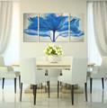 Pintura a óleo wall art hotel decoração
