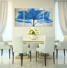 oil painting wall art hotel decoration