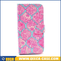 Fancy design wholesale price wallet leather case for lg g3 beat