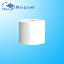 57*50mm BPA free thermal paper till roll suitable for 58mm POS machine
