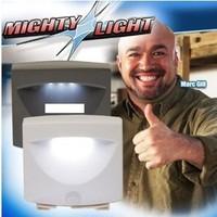 Wireless Automatic Motion Sensor Night Light Mighty Light