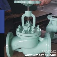 DIN Flanged Ends type Cast Iron Globe Valve Supplier