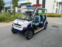 Electric patrol car high quality electric car