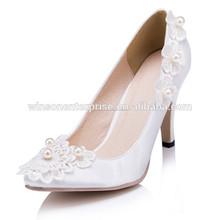 Elegantes zapatos de tacones altos para las damas mujer zapatos de vestir 2016 vestido nuevo diseño de zapatos