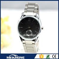 mens surface romanson quartz stainless steel watches