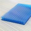 Polycarbonate colored solar plastic panel