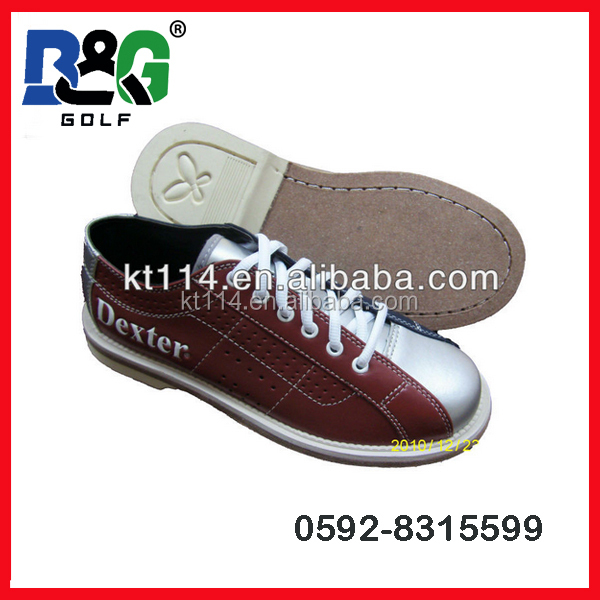 2014 New Style Hot Sale Dexter Leather Bowling Shoes