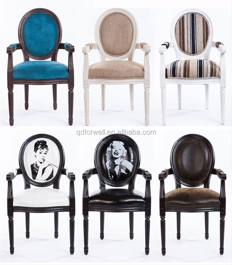 High Quality Bar Stool Modern Tufted Chair Louis Xv Arm Chair   Buy ...