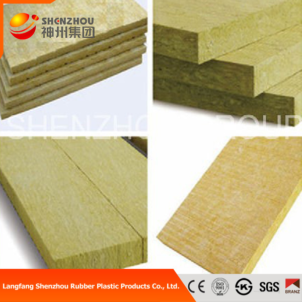 Wall insulation sound proof rock wool sandwich panel buy for Rock wall insulation