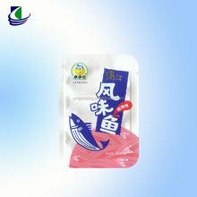 gravure soft plastic printed laminated packing materials plastic vacuum frozen food packaging bag