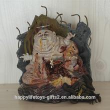 Caliente venta resumen polyresin estatua