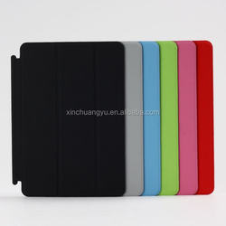 New Arrival Case Folding One Sided Pu Leather Cases For Ipad Mini