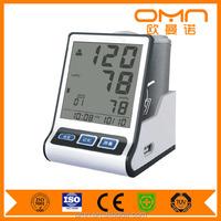 Free shipping Wrist Blood Pressure Digital LCD Screen Heart Beat & Pulse Monitor