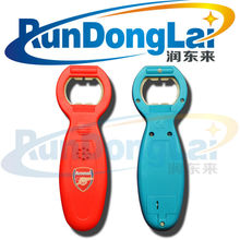 funny bottle opener with sound custom message