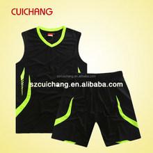 2015 custom design fashion basketball uniform LQF-076
