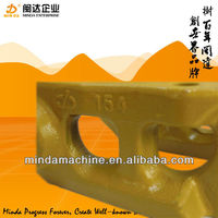 china manufacturer hitachi Excavator Undercarriage track parts for EX60