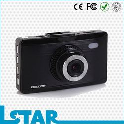 D10 FULL HD 1080P 170 degrees wide angle H.264 MOV car video camera prices with supporting super large 128GB memory