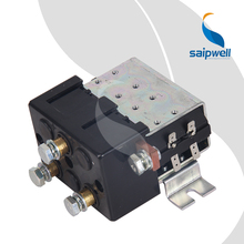 China Saip Manufacturer Normally Closed Reversible Contactor for Remote Control