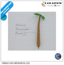 Palm Tree Bend-A-Promotional Pen (Lu-Q27555)