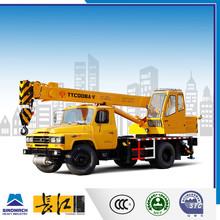 8 ton mobile crane, 7 ton mobile crane, 6 ton truck crane