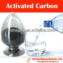 electrical wood based activated carbon for water chemicals