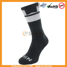 anti-bacterial crew socks for men for footwear and promotiom,good quality fast delivery