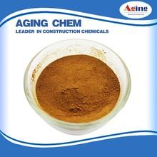 Lignosulphonate de Sodium (MN-2) waterproofing admixtures