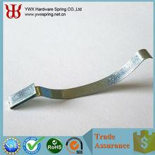 custom OEM ROHS manufacture steel galvanized leaf spring