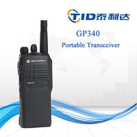 Competitive price and good quality GP340 VHF UHF two way radio for motorola pro7150