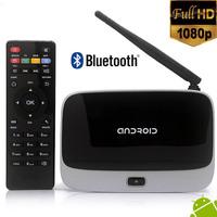 Android Tv Box XBMC 1080p Online Video Quad Core Android 4.4.2 Memory 2GB Bluetooth CS918 Q7