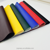 solvent free PU leather for clothing, healthy and soft G54