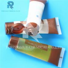 Good quality flipping cap tube hotel shampoo & body lotion