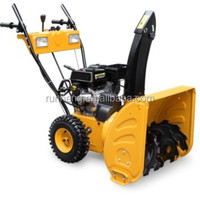 Low Noise Ventilation Tractor Mini Hand Operated Snow Plow