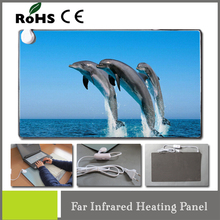 Energy Efficient Green Ultra Thin Desk Heater with IR Heating Film