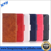 Oil wax leather cover case for Samsung Galaxy S6 G9200 new products