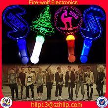 Panama led glasses fluorescence glo sticks led glasses electronic flash glow stick