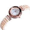 W4790 Gold Silver Bracelet Dress Decoration Fashion Jewelry Lady Watches