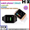 new arrival 5MP smart watch phone with sim slot multi-language slight weight Model w008