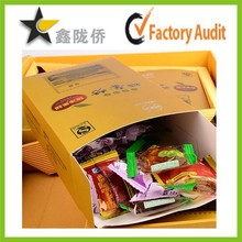 Indian stylish custom diwali gift dry fruit box