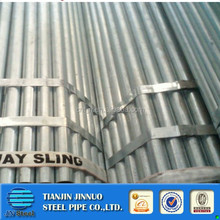 2 inch galvanized pipe in production station