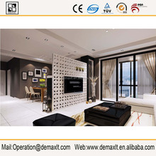 Curtain Hollow room dividers for home/hotel decor