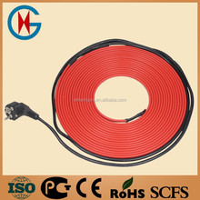 CE easy to fit heat tracing cable heat tracing cable