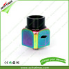 new products square rainbow pandora rda anthentic Ocitytimes bullet rda on promotion
