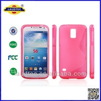 Wholesale Cell Phone Case S Type TPU Gel Case Cover for Samsung Galaxy S6