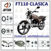 partes para ITALIKA FT110 CLASICA