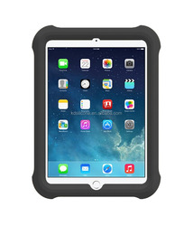 Heavy Duty Silicone Case for Apple iPad Mini 4,Rugged Hybrid Protective Case Cover with Built-in Screen Protector